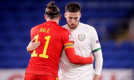 Gareth Bale admits to Covid 'concern' after facing Republic of Ireland