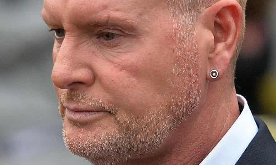 Paul Gascoigne in 2016