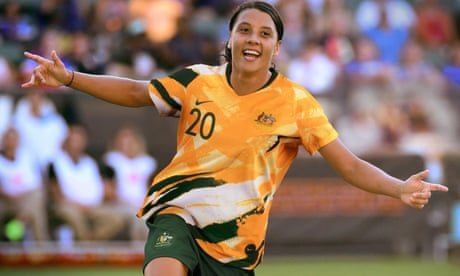Matildas reportedly secure landmark deal to earn equal pay as Socceroos