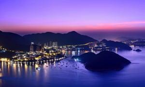 Repulse Bay in Hong Kong