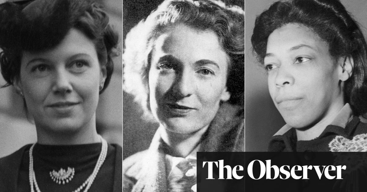 The pioneering women who took on Hitler … and Fleet Street