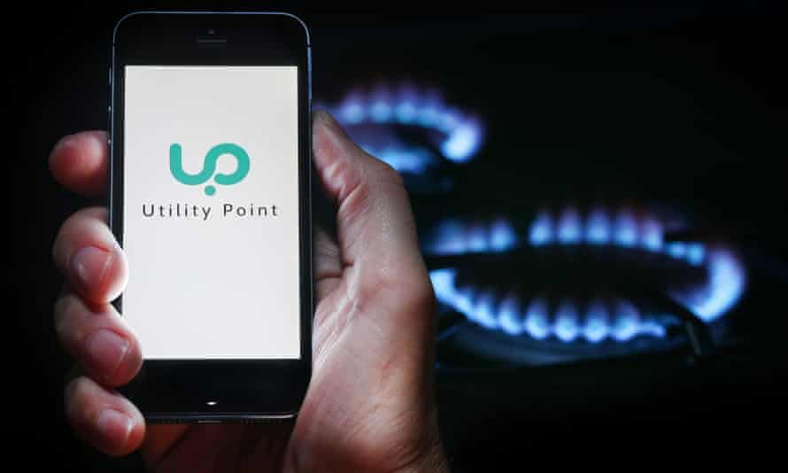 Money to burn! Overpaying on an energy bill but unable to get it back.