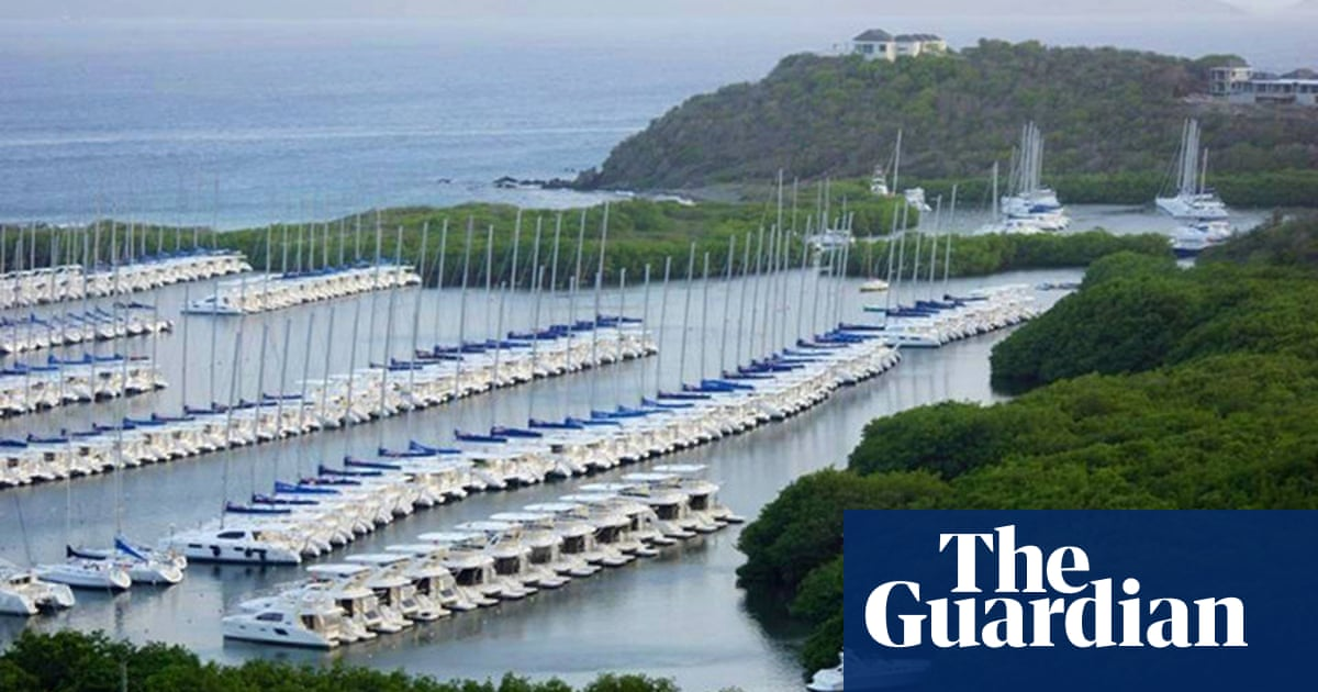 British Virgin Islands at a crossroads as outgoing governor decries corruption - the guardian