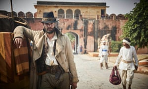 Tom Bateman in ITV's forthcoming period drama Beecham House.