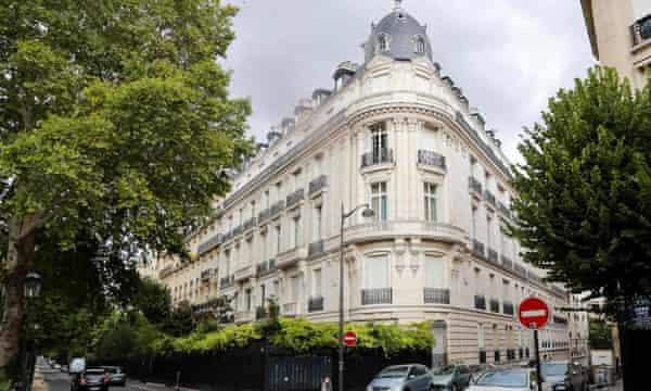 French police search Jeffrey Epstein's Paris apartment