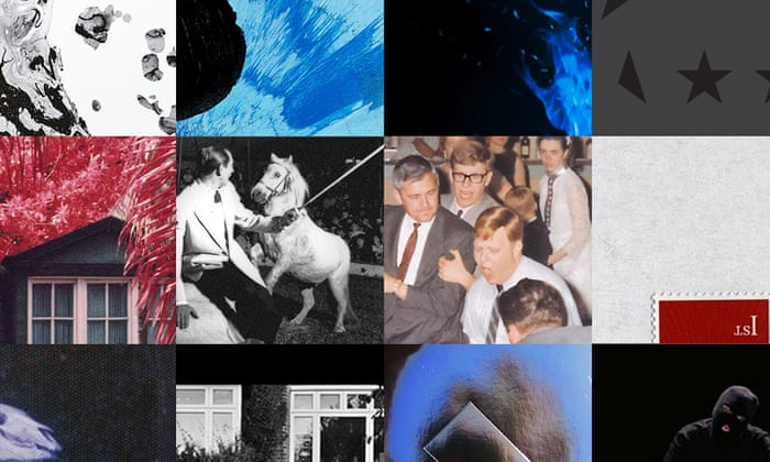 Quiz: Can you tell these Hyundai Mercury Prize shortlisted albums by their covers?