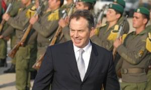Blair in 2004.