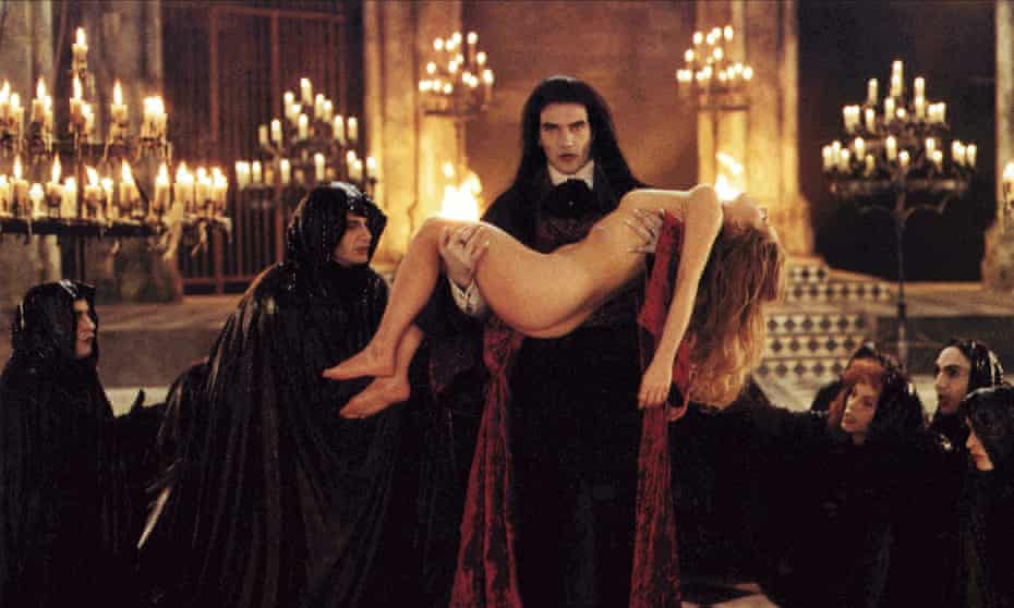 Antonio Banderas in the 1994 film Interview With the Vampire