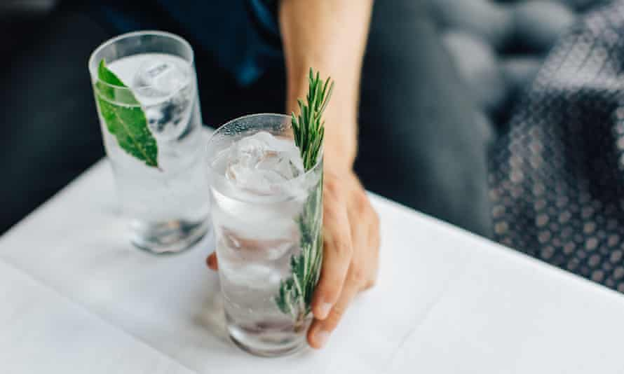 Like a G&T, but alcohol-free: a Pentire and tonic (see today's picks).