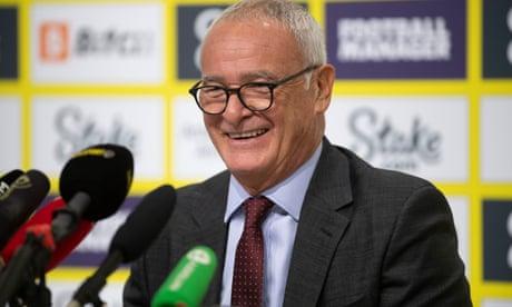 'I am strong, I am still young': Claudio Ranieri ready for Watford challenge   Simon Burnton