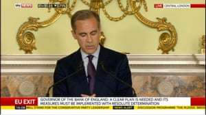 Mark Carney today
