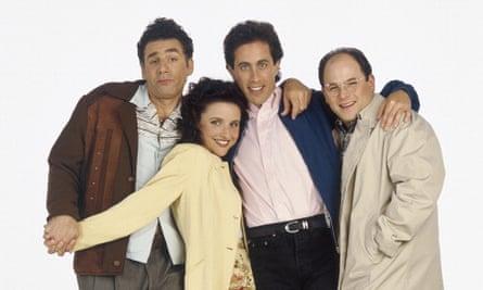 'No TV show has ever had worse fashion than Seinfeld.'