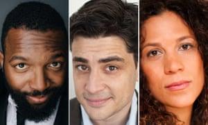 Baratunde, Raquel Cepeda, Tanner Colby