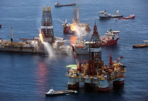 Oil – Gulf of Mexica, US