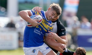 Leeds Rhinos' Stevie Ward: 'The tough times you deal with hold you in good stead for what's to come.'