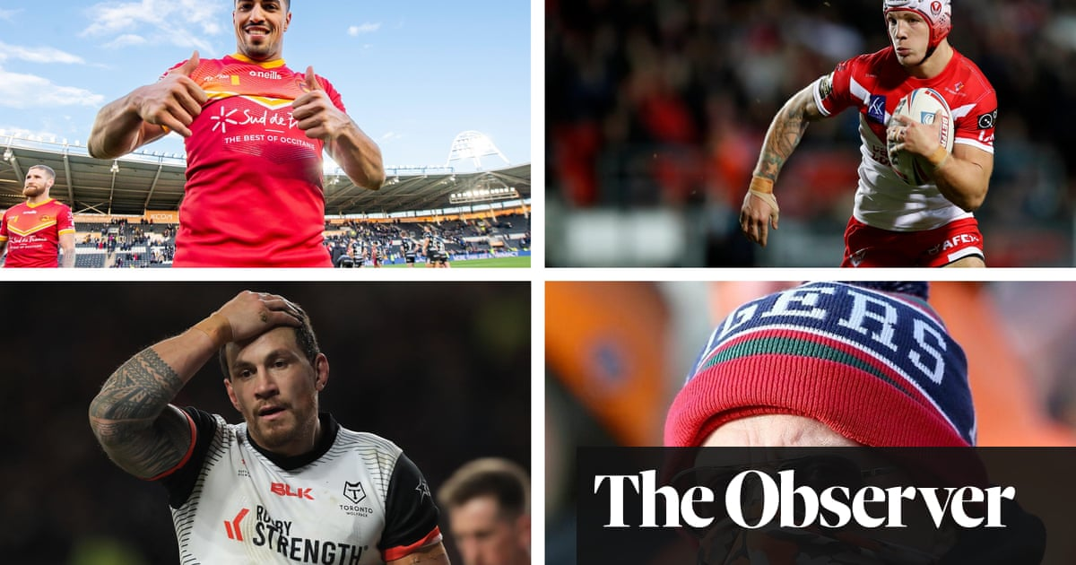 Super League determined to step up as it resumes amid uncertainty | Aaron Bower