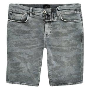 Shorts £35, riverisland.com