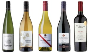 'Over the past few weeks I've found myself increasingly drawn to wines that share certain sensual qualities: mouthfilling richness, directness of flavour, and a suave smoothness.'