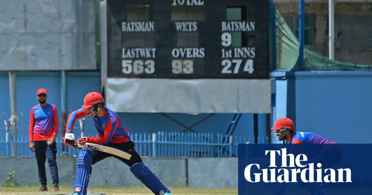 Afghanistan's first Test against Australia still set for November