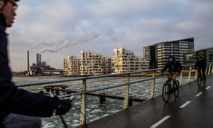 Many people now regard Copenhagen as the world's top cycling city.