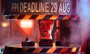 Terminated! The new FCA advert features Arnold Schwarzenegger's Terminator character in a hydraulic press