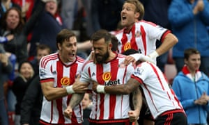 Steven Fletcher belied his recent form with a fine display for Sunderland against West Ham as his side almost managed their first league win of the season.