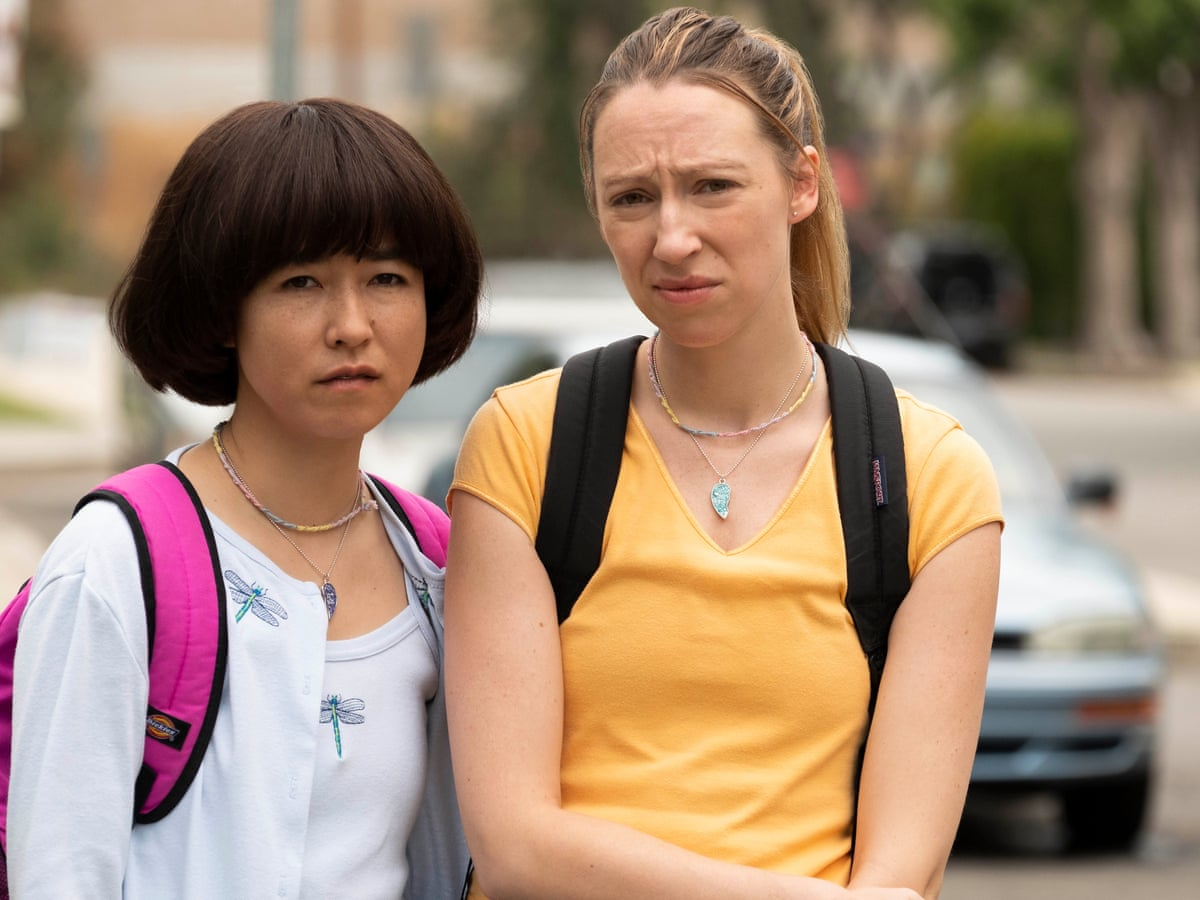 Pen15 Review Painfully Funny School Comedy Transcends Gimmick Us Television The Guardian