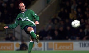 Gary McAllister: a goalscoring hero for Liverpool in green as well as red