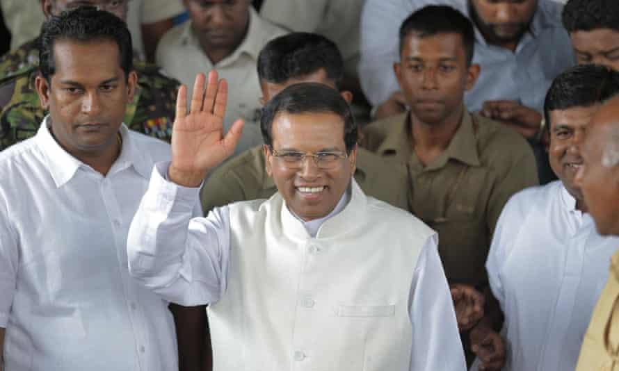 New Sri Lanka president Maithripala Sirisena has embarked on a full scale investigation into the financial dealings of the former regime of Mahinda Rajapaksa.