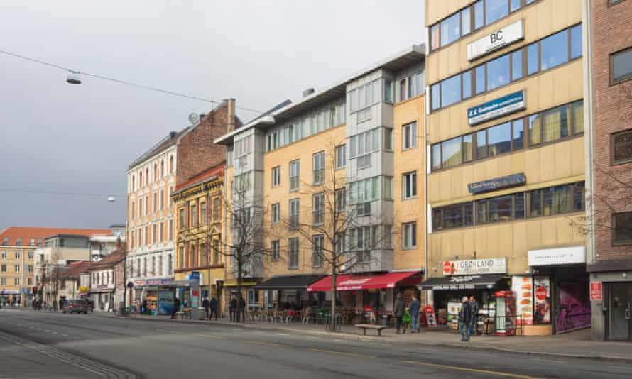 Gronland district of Oslo