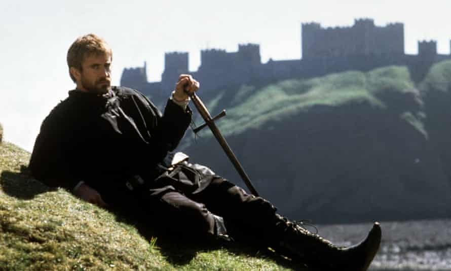 'Could it be that I o'erthink my life?' Mel Gibson as Hamlet in Franco Zeffirelli's film.