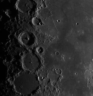 OUR MOON Evening in the Ptolemaeus Chain and Rupes Recta Region © Jordi Delpeix Borrell (Spain) – RUNNER UP
