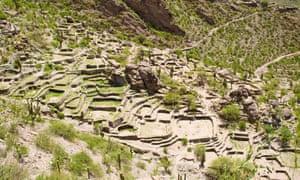 Quilmes pháo đài bộ lạc bản địa tỉnh Tucuman