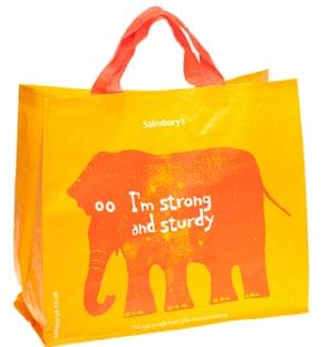 Sainsbury's bag for life