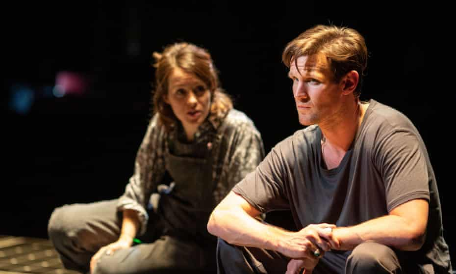 Claire Foy and Matt Smith in Lungs.