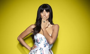 Jameela Jamil, as seen in The Good Place.