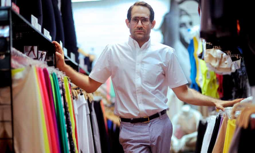 Dov Charney pictured in 2010