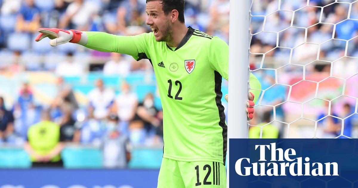 Wales team bond summed up by forgotten goalkeeper Danny Ward