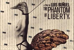 The Phantom of Liberty (Luis Bunuel, 1974)
