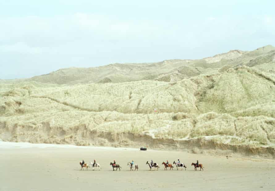 Tulan Beach, Co. Donegal, from the series Beyond Maps and Atlases.