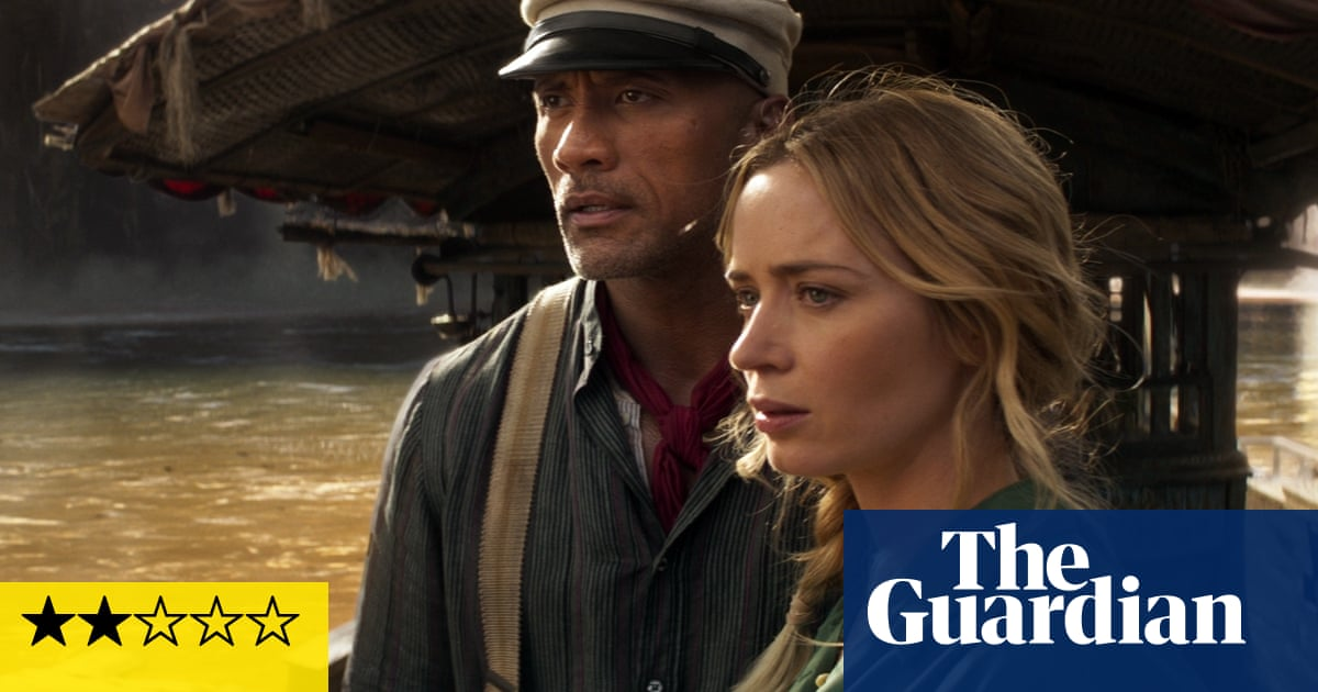 Jungle Cruise review – the Rock's Disney theme-park actioner takes predictable turns