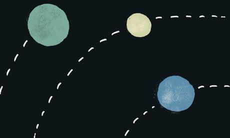 Berger & Wyse on flatulence in the solar system – cartoon