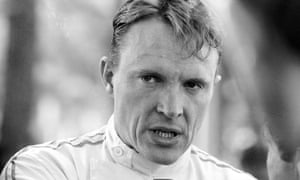 Dan Gurney at the Monaco Grand Prix in May 1967; the following month he was victorious at Le Mans and the Belgian Grand Prix