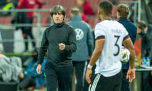 Joachim Löw had eight players at Germany's first training session for Wednesday's home friendly against the Czech Republic.