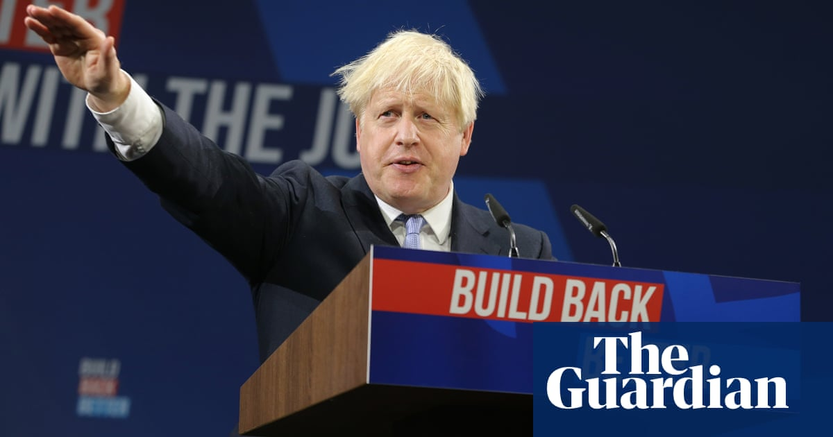 Boris Johnson's conference speech: what he said and what he meant