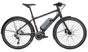 Pinnacle Lithium Ion electric bike