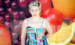 Conversational … Allison Crutchfield.