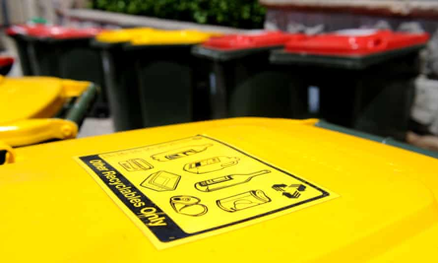 Soft plastics – such as wrappers, cling wrap and bags – clog up sorting machine and should not be put in yellow recycling bin.