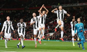 manchester united 0 1 juventus player ratings from old trafford