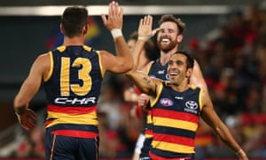 Current ladder leaders Adelaide Crows